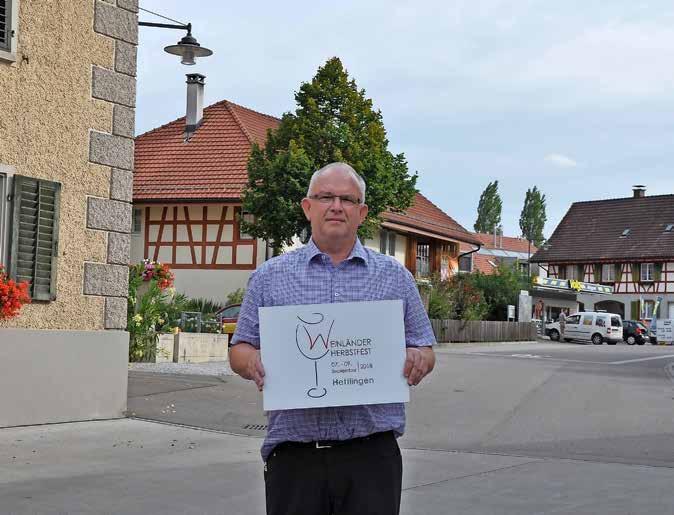 Gemeindepräsident Bruno Kräuchi