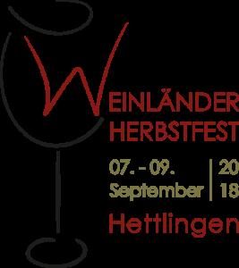 Weinländer Herbstfest Hettlingen, 7. bis 9. September 2018