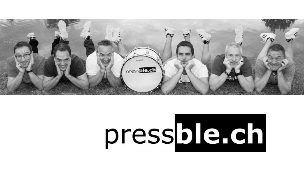 pressblech
